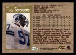 1996 Topps #321  Tracy Scroggins  Back Thumbnail