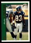1997 Topps #42  Andre Coleman  Front Thumbnail