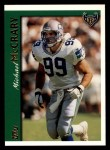 1997 Topps #91  Michael McCrary  Front Thumbnail