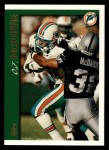 1997 Topps #122  O.J. McDuffie  Front Thumbnail