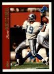 1997 Topps #301  Scott Mitchell  Front Thumbnail