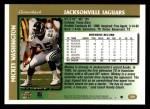 1997 Topps #328  Mickey Washington  Back Thumbnail