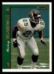1997 Topps #328  Mickey Washington  Front Thumbnail
