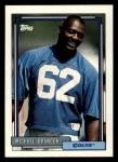 1992 Topps #731  Michael Brandon  Front Thumbnail