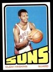 1972 Topps #72  Clem Haskins   Front Thumbnail