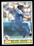1979 Topps #64  Tom Underwood  Front Thumbnail