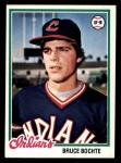 1978 Topps #537  Bruce Bochte  Front Thumbnail