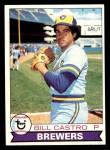 1979 Topps #133  Bill Castro  Front Thumbnail