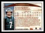 1998 Topps #119  Bobby Hoying  Back Thumbnail