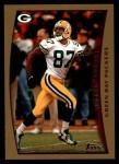 1998 Topps #87  Robert Brooks  Front Thumbnail