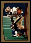 1998 Topps #186  Andre Hastings  Front Thumbnail