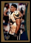 1998 Topps #293  Michael McCrary  Front Thumbnail