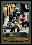 1999 Topps #28  Rocket Ismail  Front Thumbnail