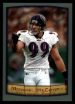 1999 Topps #97  Michael McCrary  Front Thumbnail