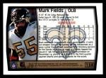 1999 Topps #158  Mark Fields  Back Thumbnail