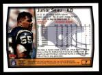 1999 Topps #7  Junior Seau  Back Thumbnail