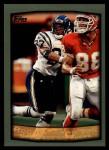 1999 Topps #265  Rodney Harrison  Front Thumbnail