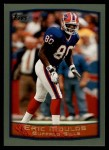 1999 Topps #270  Eric Moulds  Front Thumbnail