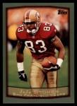 1999 Topps #284  J.J. Stokes  Front Thumbnail