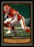1999 Topps #244  Donnie Edwards  Front Thumbnail
