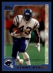 2000 Topps #124  Kenny Bynum  Front Thumbnail