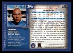 2000 Topps #236  Charlie Batch  Back Thumbnail