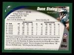 2002 Topps #4  Duce Staley  Back Thumbnail