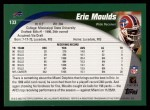 2002 Topps #133  Eric Moulds  Back Thumbnail