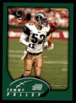 2002 Topps #251  Tommy Polley  Front Thumbnail