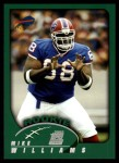 2002 Topps #313  Mike Williams  Front Thumbnail