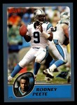 2003 Topps #46  Rodney Peete  Front Thumbnail