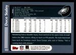 2003 Topps #183  Duce Staley  Back Thumbnail