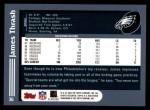 2003 Topps #36  James Thrash  Back Thumbnail