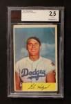 1954 Bowman #138 1B Gil Hodges  Front Thumbnail