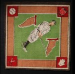 1914 B18 Blankets #26 GI Roger Peckinpaugh   Back Thumbnail