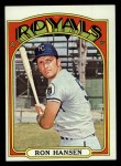 1972 Topps #763  Ron Hansen  Front Thumbnail
