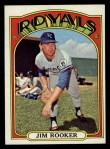 1972 Topps #742  Jim Rooker  Front Thumbnail
