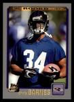 2001 Topps #329  Chris Barnes  Front Thumbnail