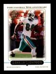 2005 Topps #27  Derrius Thompson  Front Thumbnail