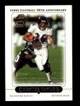 2005 Topps #67  Chester Taylor  Front Thumbnail