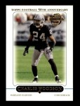2005 Topps #166  Charles Woodson  Front Thumbnail