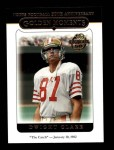 2005 Topps #323   -  Dwight Clark Golden Moments Front Thumbnail