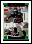 2006 Topps #91  Brian Westbrook  Front Thumbnail