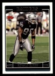 2006 Topps #203  Ronald Curry  Front Thumbnail