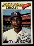 1977 Topps #272  Lee Lacy  Front Thumbnail