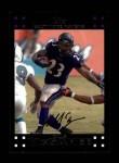 2007 Topps #54  Willis McGahee  Front Thumbnail