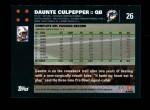 2007 Topps #26  Daunte Culpepper  Back Thumbnail