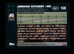 2007 Topps #168  Jerricho Cotchery  Back Thumbnail