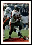2009 Topps #161  Earnest Graham  Front Thumbnail