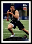 2009 Topps #389  Connor Barwin  Front Thumbnail
